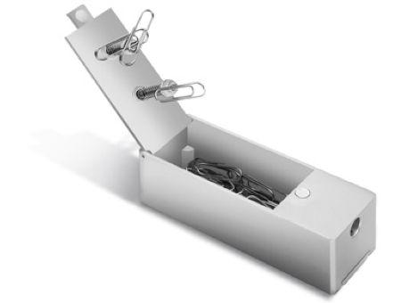 Büroklammerhalter individuell und kundenspezifisch designen lassen.